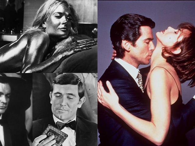 Throw yourself a James Bond marathon when classic 007 movies hit Amazon Prime in April