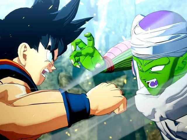 Dragon Ball Z: Kakarot được quyền Anime, xuống tới những cuộc thách đấu không cân bằng