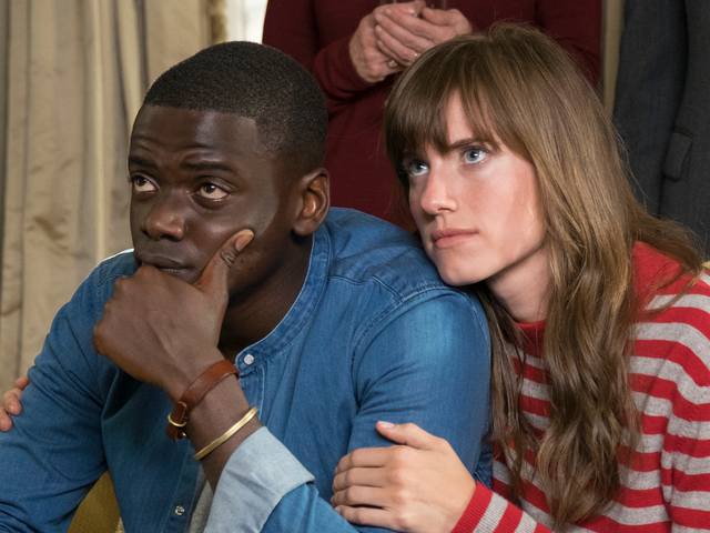 Was Get Out More Funny or Scary?