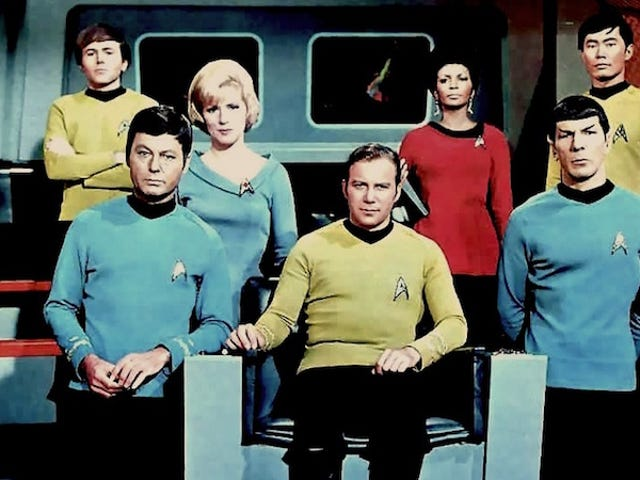 There's Something Missing From the New <i>Star Trek </i>Barbie Dolls