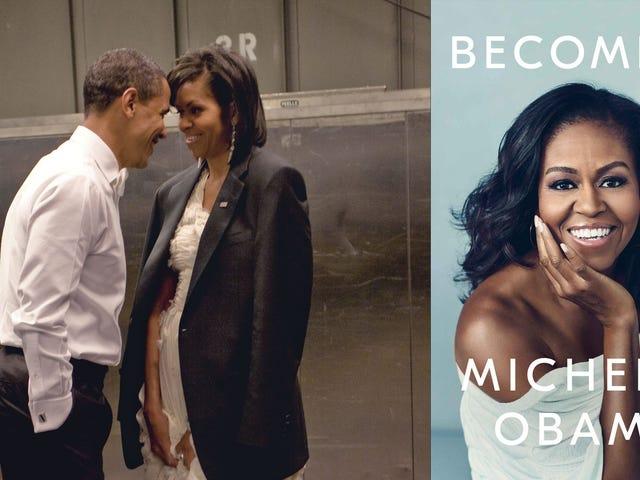 Apabila Barack Dicadangkan: Suatu Petikan Dari <i>Becoming</i> Michelle Obama