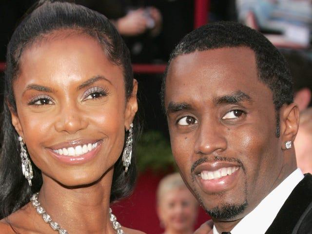 """Diddy admite que ele """"brincou"""" quando chegou ao seu relacionamento com Kim Porter"""