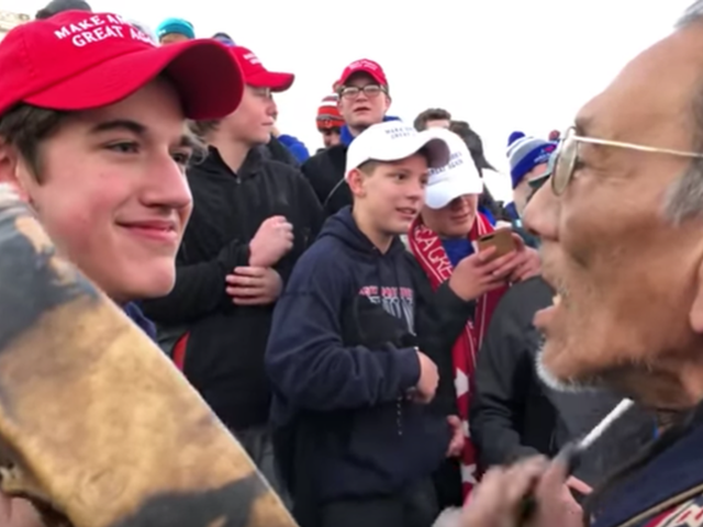 Covington Catholic MAGA Hat Teen Who Helped Terrorize Native American Activist Is Suing the Washington Post
