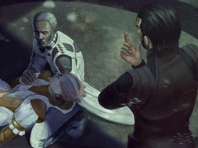 Othello x Mass Effect?