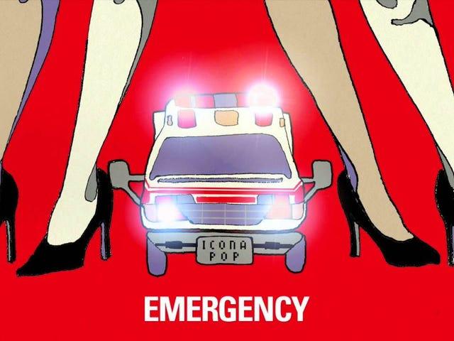S / N: La 'emergencia' de Icona Pop es para fiestas de baile de verano sudorosas