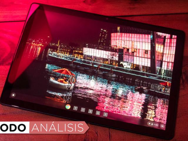 El Pixel Slate de Google es una respuesta brillante al iPad Pro de Apple
