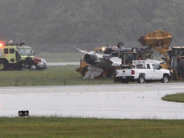 Thunderbirds' F-16 Crash in Dayton