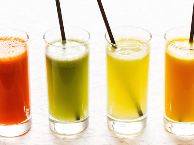 Juicing Doesn't Do Anything About Your 'Toxins'