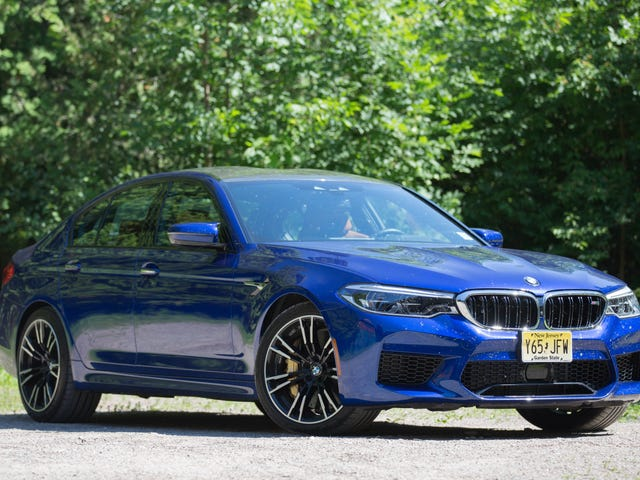 What Do You Want To Know About The 2018 BMW M5?