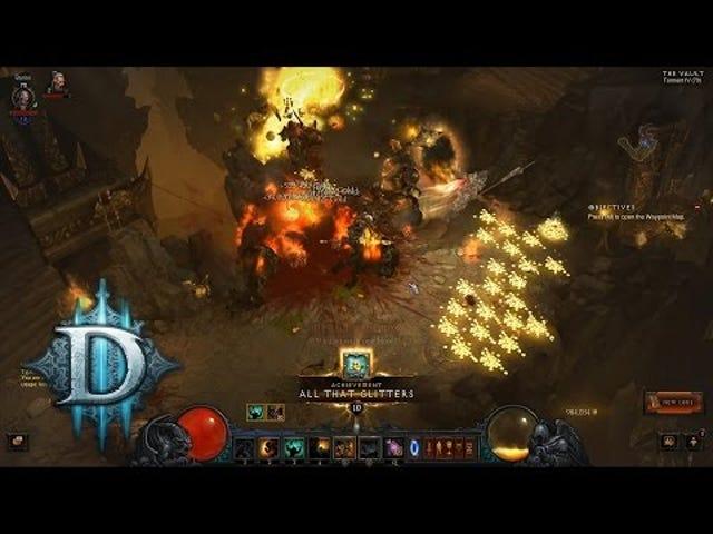 Diablo III: Reaper of Souls Gets Its First Major Update