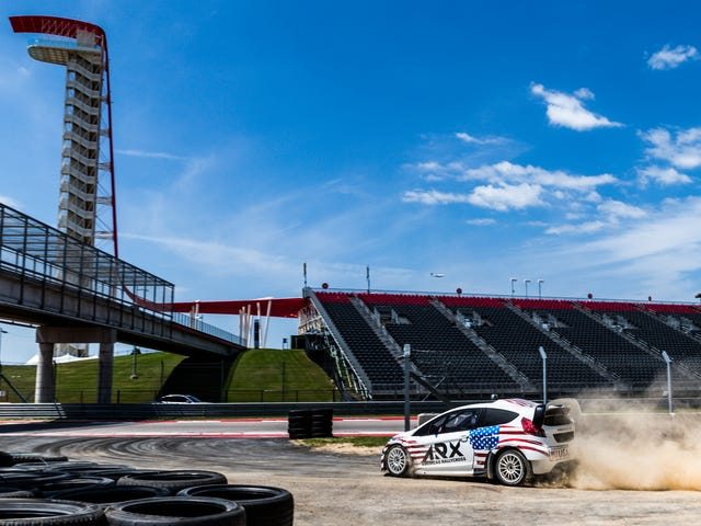 FIA World Rallycross Is Coming To America, And Of Course COTA Is Hosting The Party