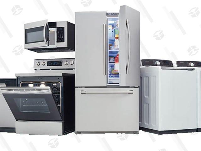 Avec la vente d'appareils ménagers Black Friday de Home Depot, vous pouvez enfin disposer de la cuisine de vos rêves.