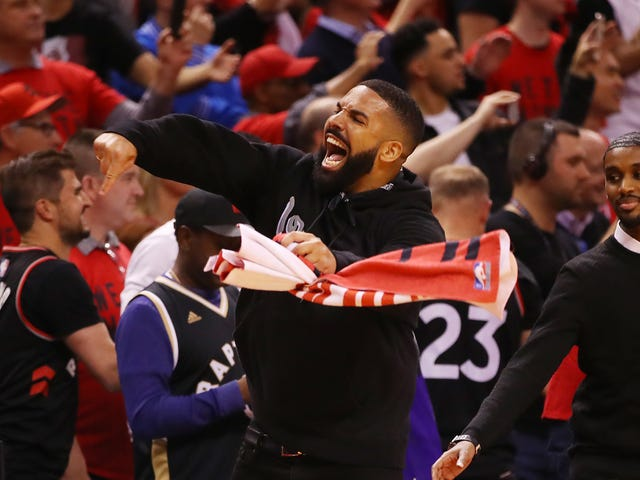 Drake And The Raptors Both Got A Talking-To From The NBA