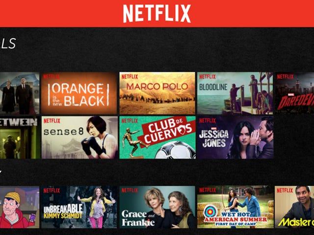 Todos los shows originales de Netflix, Hulu y Amazon, en tres gráficos
