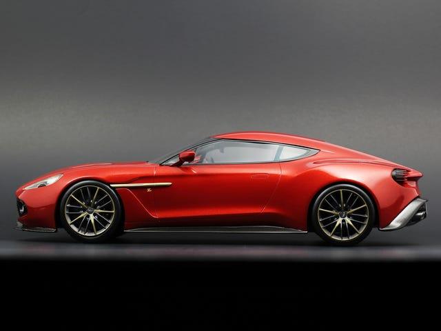 TopSpeed's Aston Martin Vanquish Zagato