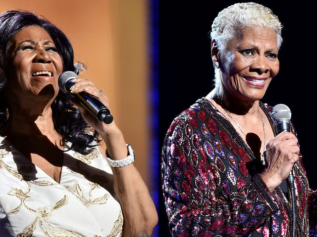 Beef Alert: Aretha Franklin Slams Dionne Warwick Over a Five-Year-Old Comment