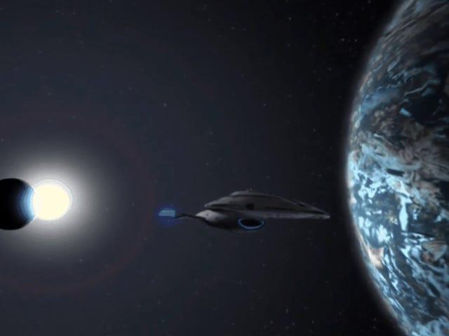 Chúc mừng sinh nhật lần thứ 25, Voyager, Star Trek of My Heart