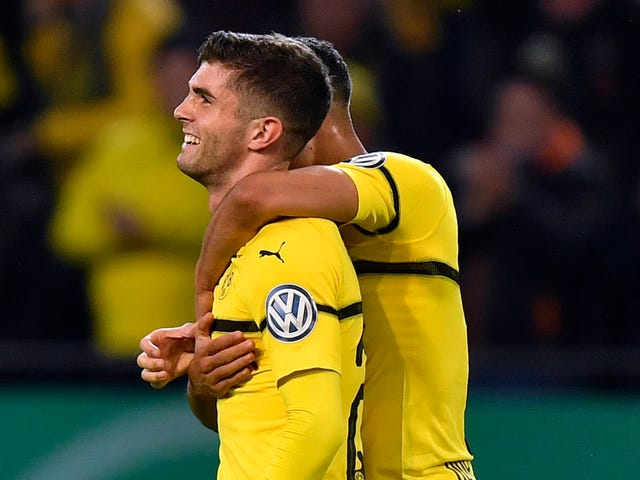 Christian Pulisic Went Off Today