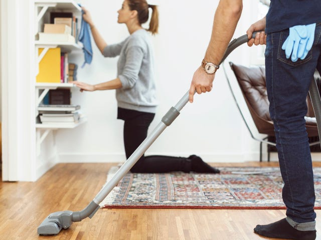 Have a 'Chore Audit' With Your Partner