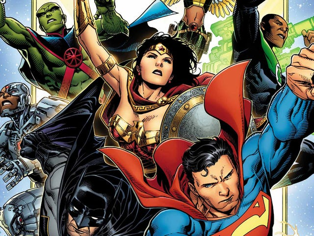 This Justice League #1 exclusive launches a thrilling new era for the team