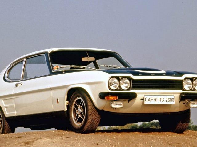 Nieprawdopodobna historia tego, jak ten Ford urodziła BMW M