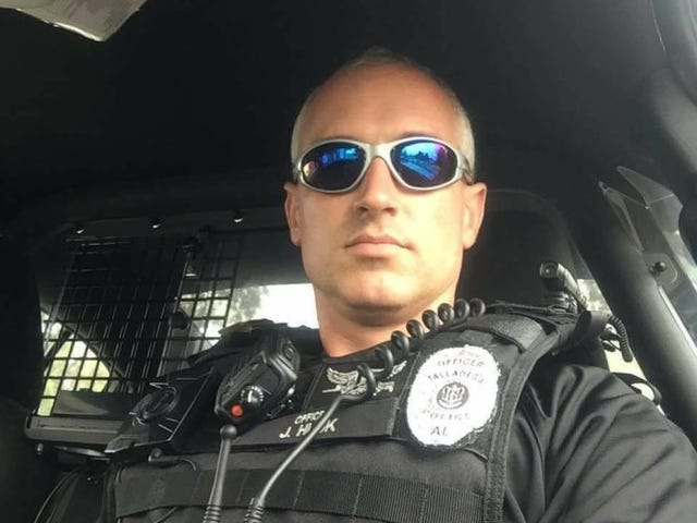 Ala. Cop Fired After Facebook Posts Reference Slavery, Michelle Obama