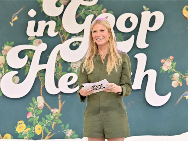 Gwyneth Paltrow's Beloved 'V-Steam' Procedure Leaves Woman With Second Degree Burns
