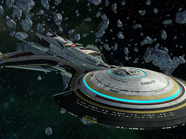 Αυτό το πλοίο Star Trek Online σπάει αργά τον εγκέφαλό μου