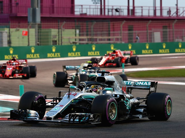 ¿Por qué no vas a ver a Mercedes o Ferrari en el Documental de Fórmula Uno de Netflix?