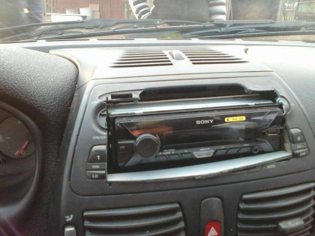 Neues Radio installiert!