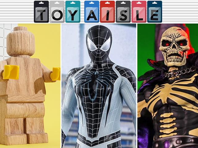En negativ spider-man er et af ugens mest positive legetøj