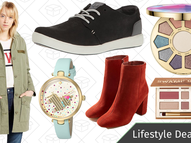 Today's Best Lifestyle Deals: Levi's, Watches, Merrell Shoes, Urban Outfitters, and More