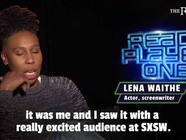Tonton: Lena Waithe Adalah Hal Favorit Saya Tentang Siap. Pemain Satu