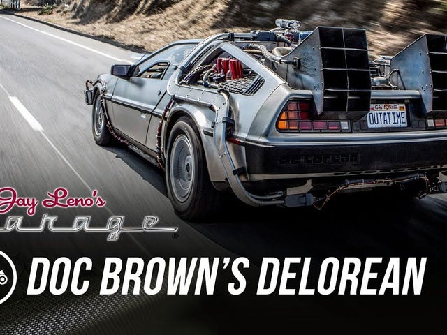 DeLorean Stories