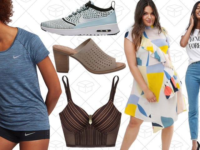 Today's Best Lifestyle Deals: Nike, ASOS, True & Co., TOMS, and More