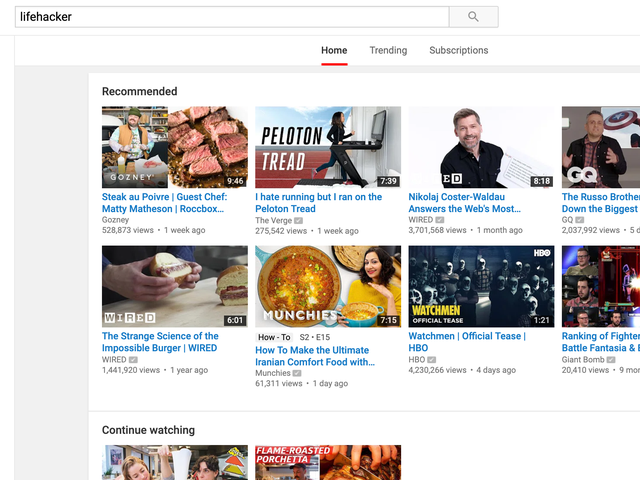How to Give YouTube a 'Classic' Look on Firefox and Chrome