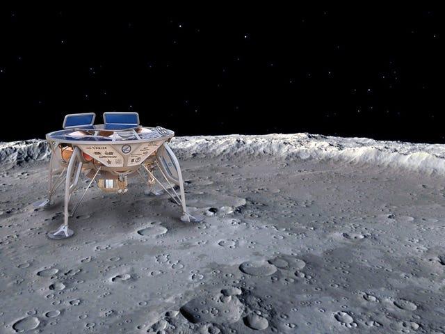 SpaceX lanzará esta semana la primera misión privada a la Luna de la historia