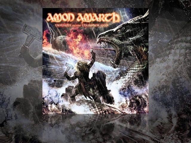 """Amon Amarth """"Twilight of the Thunder God"""""""