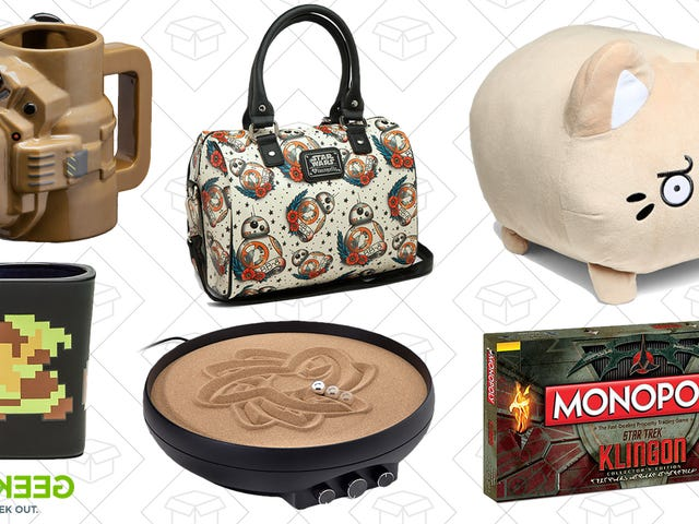 ThinkGeek is Officially a Legal Adult, and They're Celebrating With a Sale
