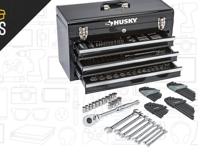 Add 200 Tools To Your Garage For Just $65