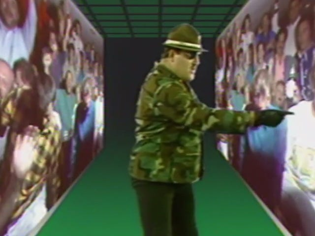 WWE Released A Failed 1989 Wrestling Pilot And It's Awesomely Terrible