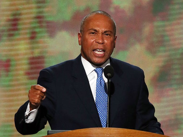 Please, Black Jesus, Let This Be True: Is Former Mass. Gov. Deval Patrick Eyeing a 2020 Run for the White House?