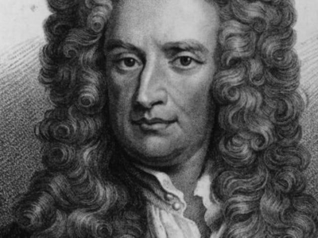 Ο Isaac Newton προσπάθησε να εφεύρει τη δική του γλώσσα