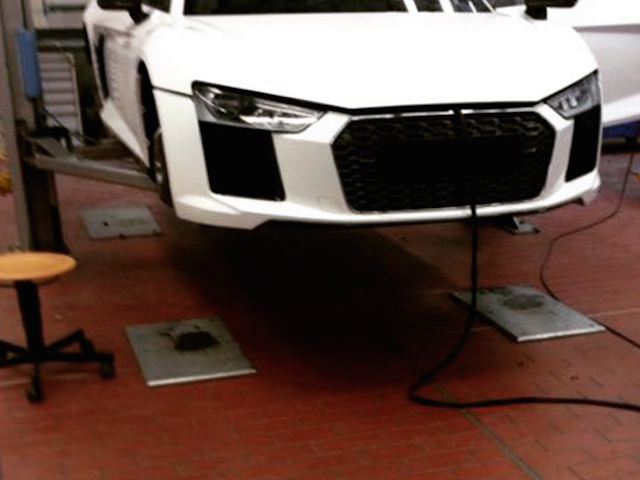 This Is Probably The New Audi R8