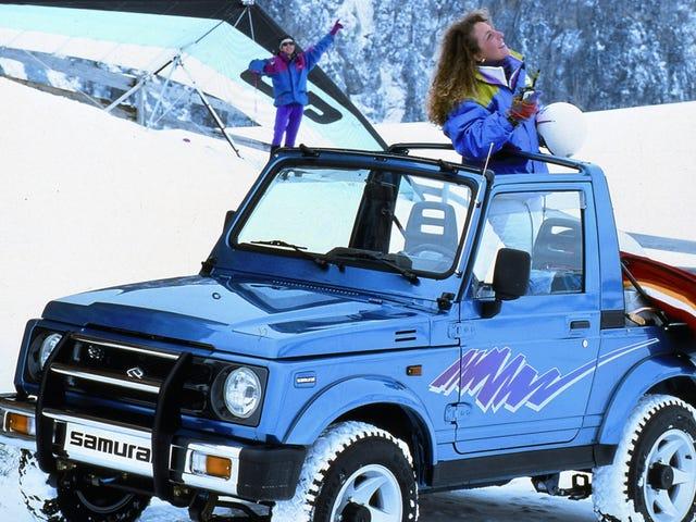 Ceci n'est certainement pas une «petite jeep mignonne» !!!!