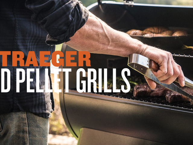 Traeger's Wood Pellet Grills Just Got Even Smarter