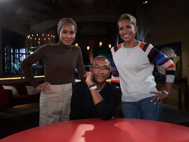 'It Got Really, Really Bad': Tommy Davidson Opens Up About Cocaine Addiction in Red Table Talk