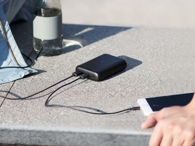 Cure Your Battery Angst Med $ 8 Off Ankers nya PowerCore Redux