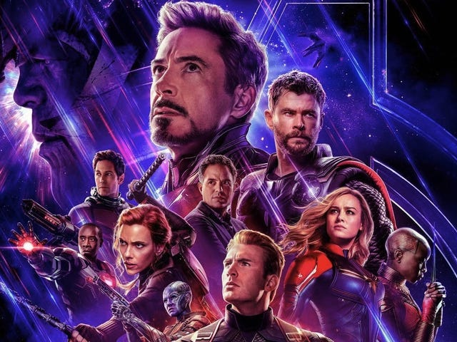 Avengers: Endgame Is a Master Class in the Perfect Goodbye
