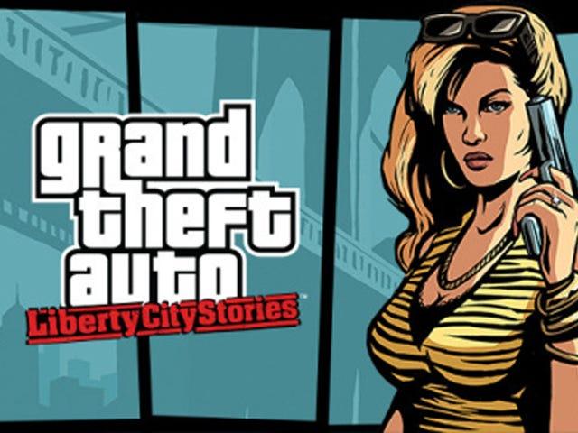El clásico de PSP Grand Theft Auto: Liberty City Stories ya está disponible para iOS y también estará disponible próximamente